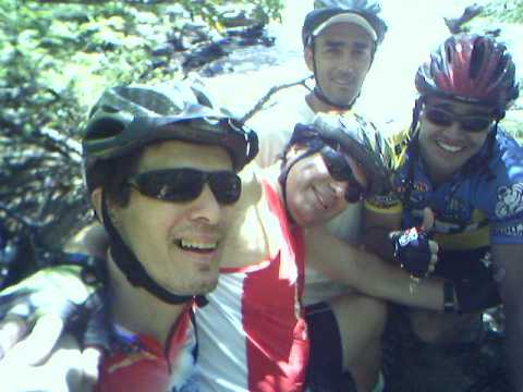 Ricardo, Sergio, Marcelo e  Eduardo