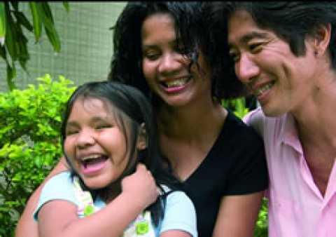 Hakani, Márcia e Edson Suzuki